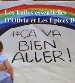 Les Huiles Essentielles D'Olivia et Les Épices D'Alice