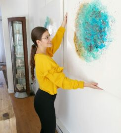 Vanessa Studio Art