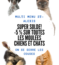 Multi Menu St-Alexis