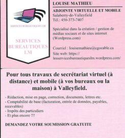 Services Bureautiques LM