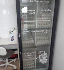 Le kiosque à Coco