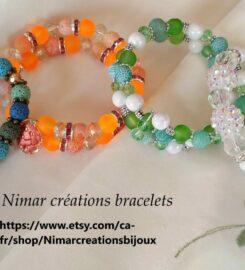 Nimar création bracelets
